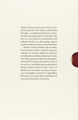 Obra completa (edición estuche) (CONTEMPORANEA): Amazon.es: Federico García Lorca: Libros