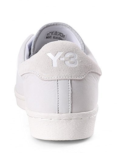 adidas Y-3 Super Knot - White AC7404 Grau