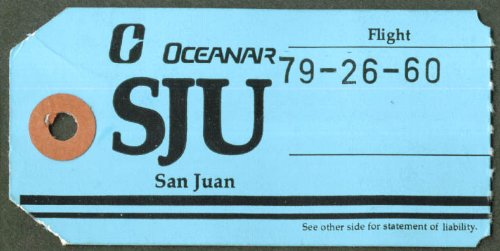 oceanair-airlines-baggage-check-san-juan-pr-sju