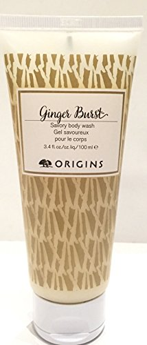 Foam Burst Wash (Origins Ginger Burst Savory body wash 3.4oz/100ml)
