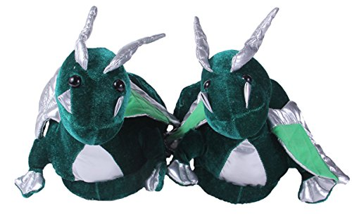 Womens Slippers 50 Full Animal Mens Foot Feet Dragon Styles Happy Premium 66rn07z