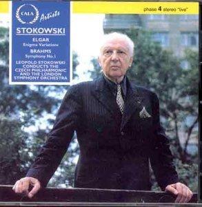 Elgar: Enigma Variations / Brahms: Symphony No. 1 (2013-05-03)