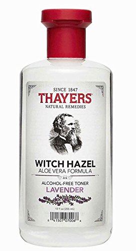 Skin Care Mall (Thayer Lavender Witch Hazel, 12 Fluid Ounce )