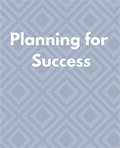 Planning for Success: Undated One Year Business Planner Notebook for Network Marketing 1