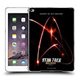 Official Star Trek Discovery 7 Red Signals Discovery Season 2 Poster Soft Gel Case for iPad Air 2 (2014)