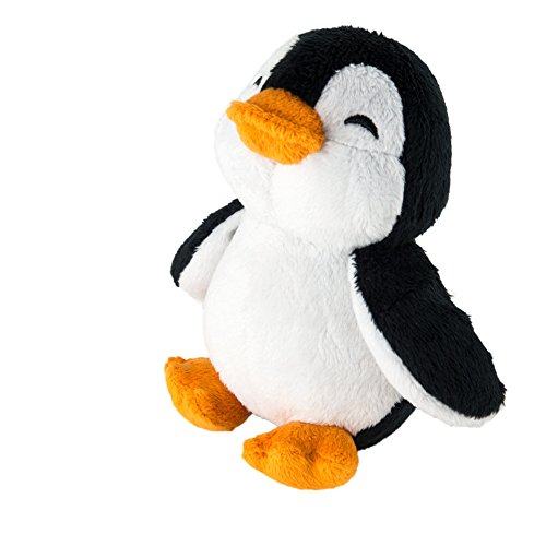 Stuffed Penguin - Plush Animal That's Suitable For Babies and Children - 5 Inch Tall - By (Babies Animals)