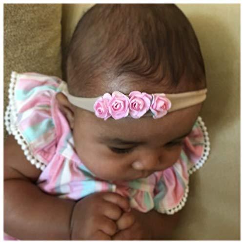 Amazon.com  Flower Baby Headband 0de03e5c23e