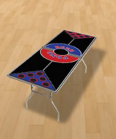 Amazoncom Vinyl Wall Decal Sticker For Beer Pong Table Ftxft - Custom vinyl decals for beer pong tables
