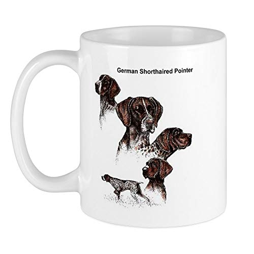 CafePress German Shorthaired Pointer Mug Unique Coffee Mug, Coffee Cup