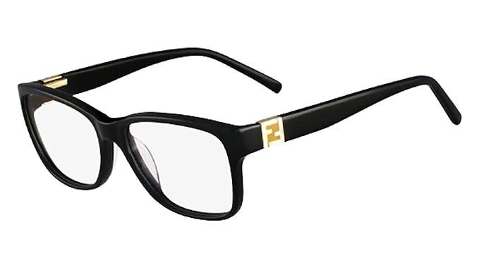 767905250e FENDI 1011 001 RX Glasses