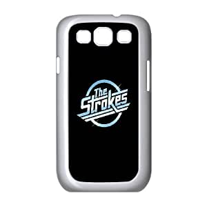 The Strokes Samsung Galaxy S3 9300 Cell Phone Case White DIY TOY xxy002_844714