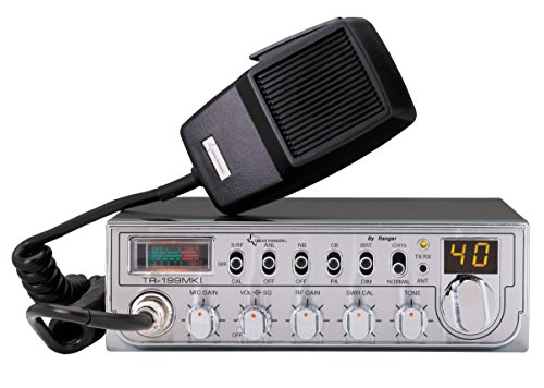 Radio Wiring Cb Mic (TR-199MKI 40 Channel AM Mobile CB Radio)