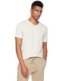 Young Men's Short Sleeve Tri-Blend V-Neck T-Shirt