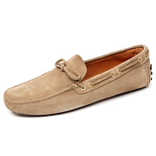 D0682 shoe loafer uomo Beige SHOE CAR man mocassino scarpa beige 0rqU0
