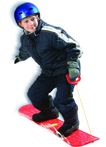 EMSCO Group – Supra Hero Snowboard – Great for Beginners – For Kids Ages 5 15 – Solid Core Construction