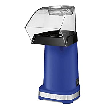 Cuisinart EasyPop Hot Air Popcorn Maker (Blue)