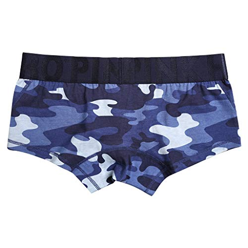 Blue Pant Expedition (Fastbot mens underwear, Thong Soft Breathable Knickers Short Sexy Boxer Briefs Blue)