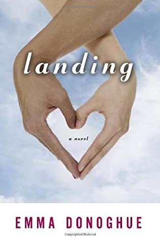 book cover of Landing