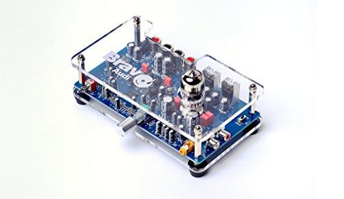 Bravo Audio SP1 Class D 12AU7 Hybrid Tube Stereo Speaker Amplifier Bravo Audio