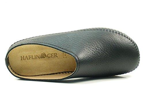 Softino Adulte Dunkelbraun Haflinger Mules EU Chaussons Marron 36 Gris Mixte BdfUTq