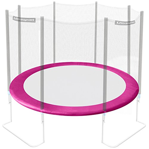 Ultrasport Randabdeckung für Gartentrampolin Ultrasport / Ultrafit Jumper Blau oder Pink, 251 cm