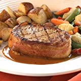 Omaha Steaks - 6 (6 oz.) Bacon-Wrapped Pork Chops