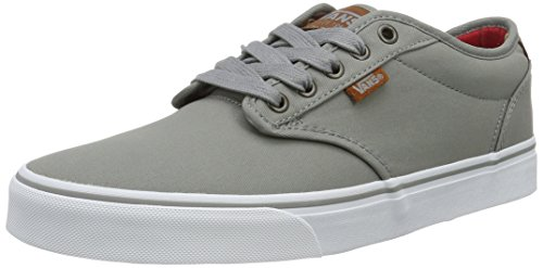 Vans Herren MN Atwood DX Sneakers, MG7, 41 EU Grau (Waxed)