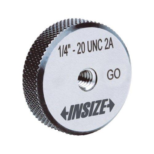 INSIZE 4121-1A1 American Standard Thread Ring Gage Go 1//2-13 UNC
