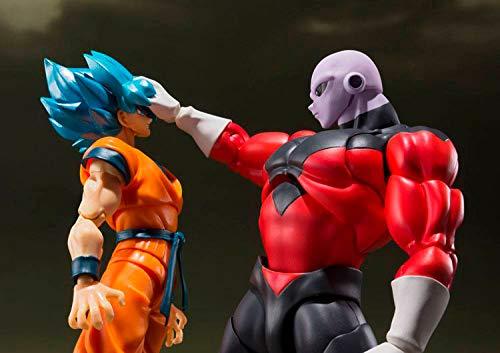 Tamashii Nations Bandai S.H.Figuarts Jiren Dragon Ball Super