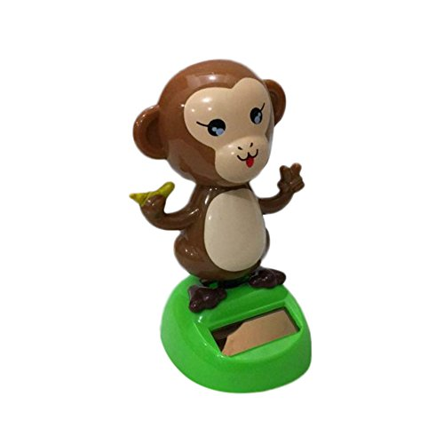 Best Solar Monkey Toy August 2019 ★ Top Value ★ Updated