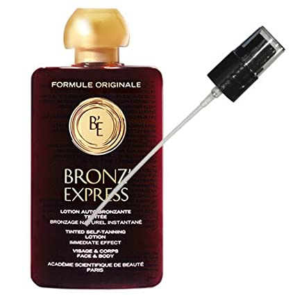 Bronz Express Lotion incl. spray pump Academie