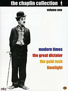 The Charlie Chaplin Collection, Vol. 1 (Modern Times / The Great Dictator / The Gold Rush / Limelight) (Sous-titres français) [Import]