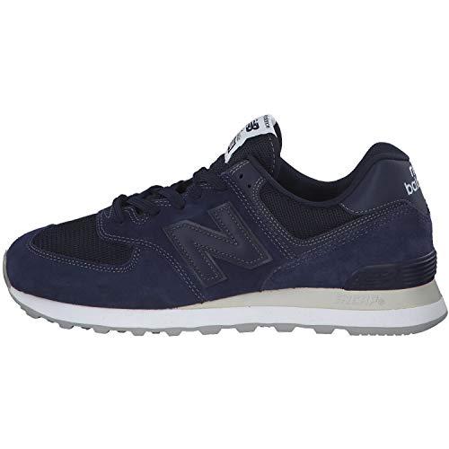 Sneaker 574 Balance New Pigment Pigment Uomo Marina Classic YxqfF