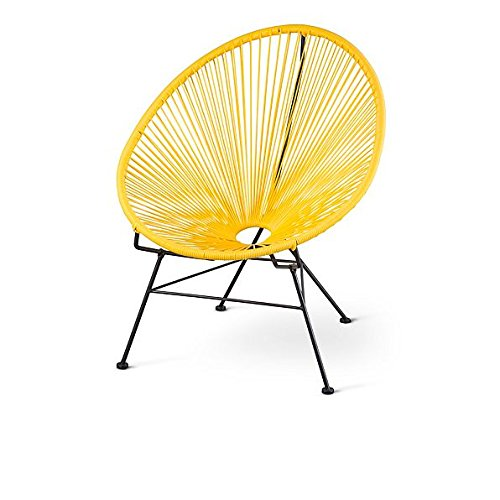 Acapulco Accent Chair (Yellow)