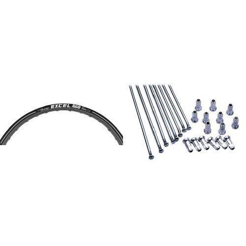 Excel Replacement Rims - 1