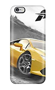 Ultra Slim Fit Hard Tasha P Todd Case Cover Specially Made For Iphone 6 Plus- Forza Horizon 2
