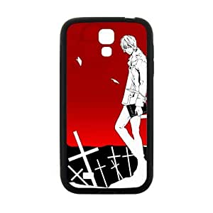 WAGT Death Note Cell Phone Case for Samsung Galaxy S4