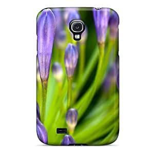 High-end Case Cover Protector For Galaxy S4(plant)