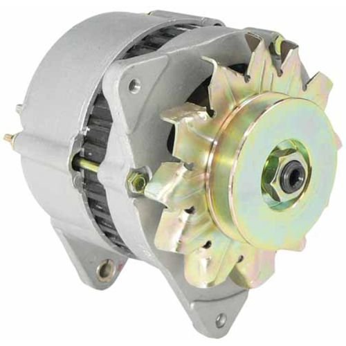 DB Electrical ALU0025 New Alternator For Agco Allis Tractor 8775 8785 6-402, Massey Ferguson 6235 6245 6255, New Holland Backhoe Loader Lb110 115 Lb115 112722 400-30014 YLE10065 24400 24400A 54022530