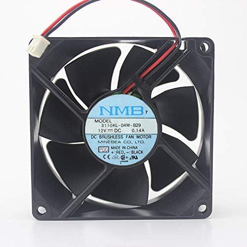 8025 8 cm 8CM Cooling fan 12v 0.14A 3110KL-04W-B29