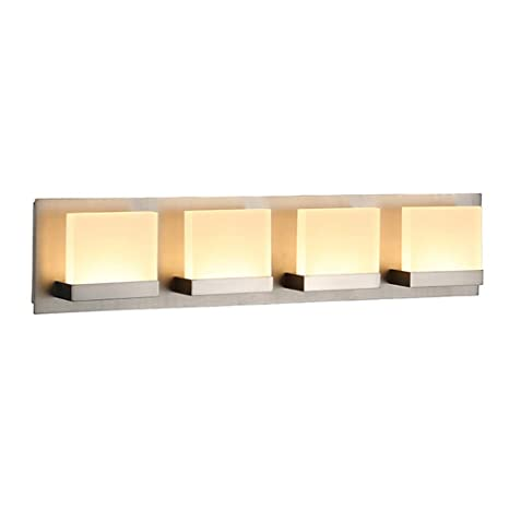 Jinzo Led Bathroom Vanity Bar Light Fixture Wall Lights For Bathroom