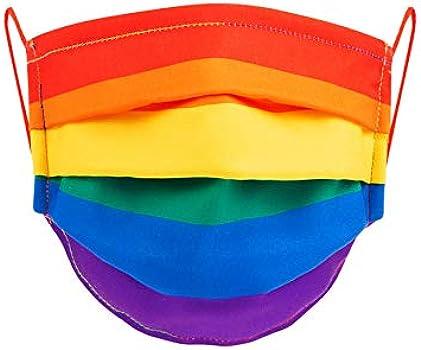 Cencibel Smart Casual Mascarilla Orgullo Gay: Amazon.es: Ropa y accesorios