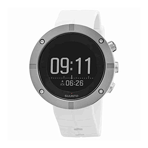 Suunto Kailash Silver Alarm World Time Watch SS021240000