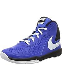 Kids' Team Hustle D 7 Basketball Shoe (GS)