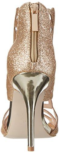 Miss KG Flutter - Tacones Mujer Gold (GOLD COMB)
