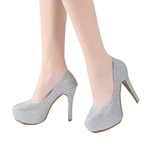Élégantes De Yuch Chaussures Talons Pour À Hauts Mariage Femmes Yin qTTR5tw