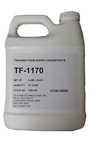 First Strike TF-1170 Super Concentrate Synthetic Foam Agent (Training Foam) - 12 QUART MULTIPACK (Equals 60 Gallons) by First StrikeTM