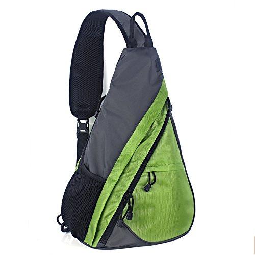 Unigear Backpack Crossbody Pack Medium Resistant