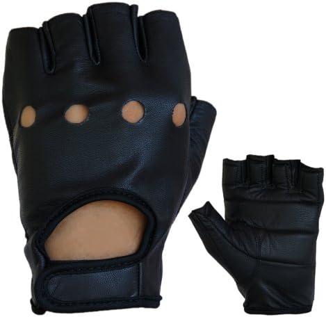 Proanti Motorradhandschuhe Leder Chopper Handschuhe Gr S 4xl Schwarz Bekleidung