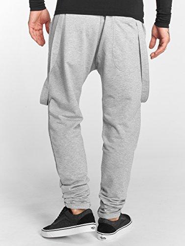 Pants Femme Plaid Jogging Gris Bangastic O6Hwqxq